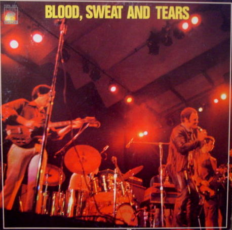 BLOOD SWEAT - TEARS